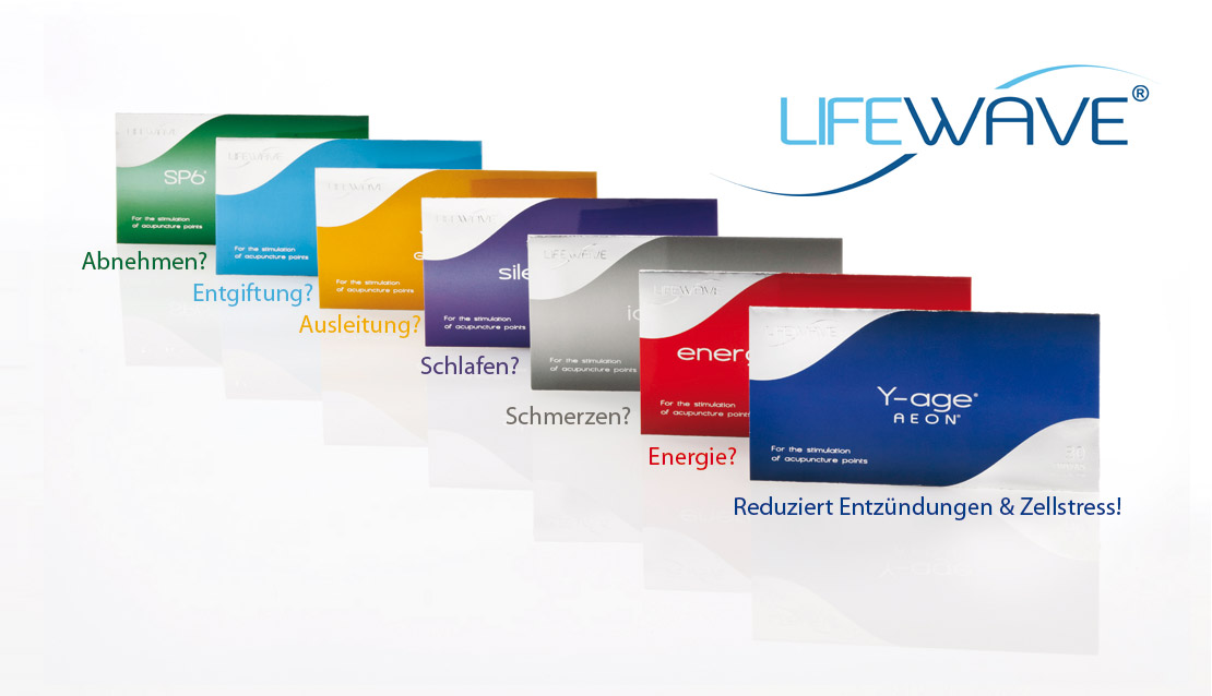 Produkte Lifewave